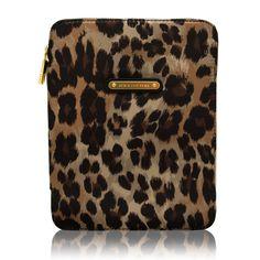 Juicy Couture Leopard Print iPad Case #VonMaur