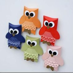 Stampin' Up UK Demonstrator Monica Gale, helps you unleash your creative side. Join me for inspiring projects and request a FREE catalogue Kids Crafts, Owl Crafts, Animal Crafts, Diy And Crafts, Arts And Crafts, Toilet Roll Craft, Toilet Paper Roll Crafts, Paper Crafts, Owl Card