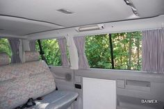 T4 Innenraum Vw Bus, Bus Camper, Wuppertal Germany, Transporter, Car, Autos, Restore, Room Interior, Products