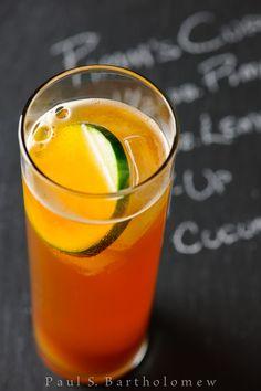 Cocktails...Cocktails...Cocktails... Pimm's Cup