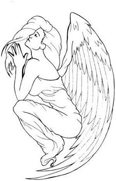 Angel Tattoo Designs | The Body is a Canvas