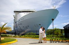 Crown Images photography by Sage: Cruise Ship Wedding on St Thomas