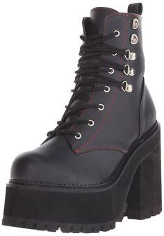 Amazon.com   Demonia Women's ASST100/BVL Boot   Ankle & Bootie  https://www.amazon.com/gp/product/B014J068HA/ref=as_li_qf_sp_asin_il_tl?ie=UTF8&tag=rockaclothsto_gothic-20&camp=1789&creative=9325&linkCode=as2&creativeASIN=B014J068HA&linkId=cd0c2c0ef349f11f18ef835957576650