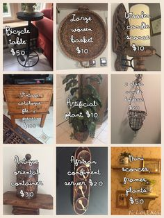 Catalogue file, oriental urn, ,baskets, candles, sconces, plants in Hoods' Garage Sale in Lexington , MA for 0. priced as marked