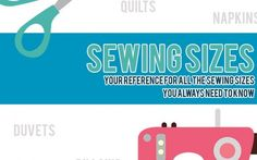 All The Sewing Sizes You Need To Know!
