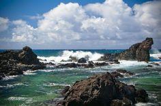 Hookipa tide pools - Maui, Hawaii [4539x3016]