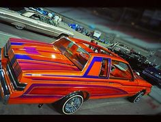 KliquE lowrider car club......