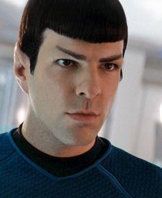 Favorite Character from J.J. Abrams Star Trek Movies Spock