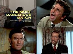 The Most Dangerous Match Season Episode 7 March original airdate A chess player murders his opponent before a big match. Columbo must out-maneuver this crafty, but craven, killer. Columbo Episodes, Columbo Tv Series, Columbo Peter Falk, Mystery Show, Tv Detectives, The Old Days, Picture Show, Favorite Tv Shows, March 4