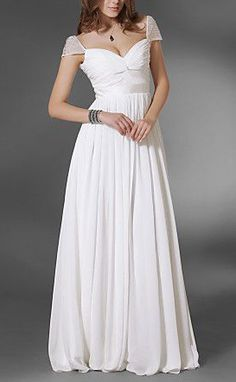 Chiffon  Floor-length Evening/Prom Dress