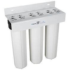 Home Master HMF3SDGFEC Whole House 3 Stage Water Filtration System with Fine Sediment, Iron and Carbon, White Home Master http://www.amazon.com/dp/B005A3WOOC/ref=cm_sw_r_pi_dp_EIglwb0XJ5A8T