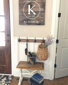Lob, Farmhouse Style, Bench, Meet, Furniture, Instagram, Home Decor, House, Country Style