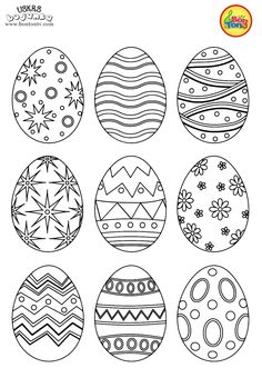 Easter İdeas 554716879101455137 - Easter coloring pages – Uskrs bojanke za djecu – Free printables, Easter bunny, eggs, chicks and more on BonTon TV – Coloring books Source by Easter Coloring Pages Printable, Easter Egg Coloring Pages, Coloring Sheets For Kids, Easter Printables, Mandala Coloring Pages, Colouring Pages, Coloring Books, Free Printables, Easter Arts And Crafts