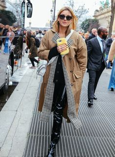 Camille Charriere @ PFW