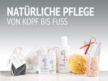 Natürliche Pflege von Kopf bis Fuß mit Chrystal Naturprodukten aus dem Alpenraum