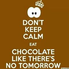 for all chocolate lovers