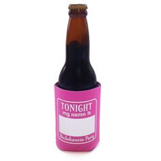Super Cute Koozies for bachlorette party