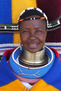 ndebele woman - Szukaj w Google