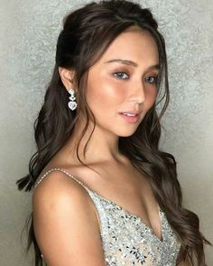 Need information and also tips on hair care? wedding and engagement hairstyles 2019 wedding and engagement hairstyles Need information and also tips on hair care? wedding and engagement hairstyles 2019 Debut Hairstyles, Engagement Hairstyles, Elegant Hairstyles, Twist Hairstyles, Wedding Hairstyles, Cool Hairstyles, Daniel Padilla, Kathryn Bernardo Hairstyle, Toddler Girls