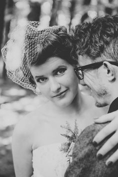 1920s wedding inspiration | Image by Little Blue Bird Photography