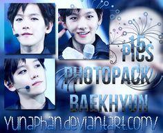 exo Baekhyun photopack