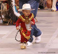 One Little Indian by Birdman of El Paso, via Flickr