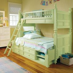 bunk beds for kids | childrens bunk beds come with a removable ladder to prevent children ...