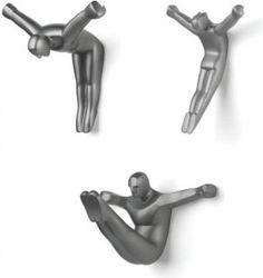 penduradores de salto ornamental