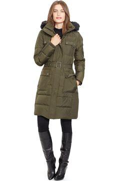 c9ea0c915 20 Best Puffy coats images in 2018   Girls coats, Leather vest ...