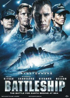 Um bom filme inspirado em batalha naval...