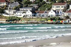 Where I grew up - Fish Hoek -Western Cape- South Africa