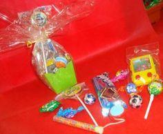 sacolinhas surpresas para festa infantil - Pesquisa Google