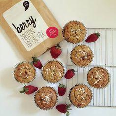 12 Health Berry Protein Muffin Mix Review  moniquefarrell.blogspot.com.au