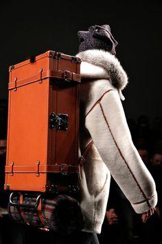 Louis Vuitton | Fall 2013 Menswear Collection | Style.com  | Cynthia Reccord