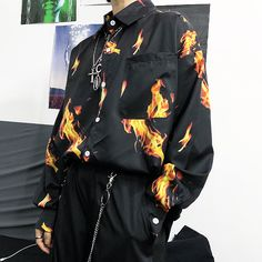 Neue Outfits, Edgy Outfits, Retro Outfits, Grunge Outfits, Fashion Outfits, Alternative Mode, Alternative Fashion, Streetwear Mode, Streetwear Fashion