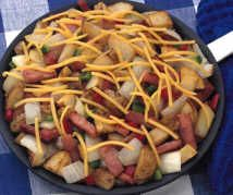 one-pot camping meals, I have to try these. We love camping. Camping Grill, Camping Glamping, Camping Meals, Backpacking Meals, Kayak Camping, Ultralight Backpacking, Grilling, Dutch Oven Cooking, Cast Iron Cooking