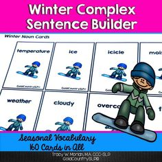 Help your students create sentences using dependent and independent clauses.