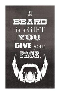 I <3 beards