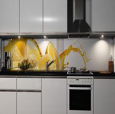 küchenrückwand folie möbel wohnen kuechenrueckwand folien
