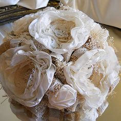 Shop the latest Burlap Cake Flowers products from PapernLace on Etsy, RusticBeachChic on Etsy, Tatianaday on Etsy and more on Wanelo, the world's biggest shopping mall.
