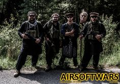 22.-26.7.2015 - Protector XII. - Airsoftwars.cz