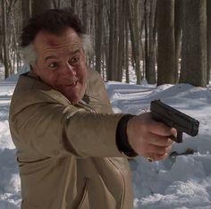 The Sopranos Pine Barrens Episode aired 6 May 2001 Season 3 | Episode 11, Tony Sirico . Paulie 'Walnuts' Gualtieri Pine Barrens Sopranos, Best Tv Shows, Favorite Tv Shows, Old Vegas, Mafia Gangster, Tony Soprano, Michael Bolton, Movie Shots