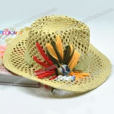18e22def41c Casual Openwork Ribbons Embellished Women s Braid Straw Hat