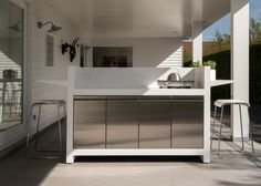 NEW Outdoor Kitchen Concept By Mobitim