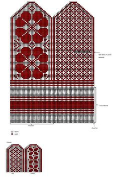 New knitting mittens selbu Ideas Knitting Charts, Baby Knitting Patterns, Lace Knitting, Crochet Patterns, Knitting Machine, Crochet Mittens Free Pattern, Knit Mittens, Tapestry Crochet, Crochet Stitch