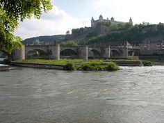 The Marienberg Fortress across the Main River in Wuerzburg, Germany (Joe Cruz photo)