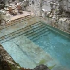 Hidden in the deep woods near Sheffield, Mass., this stunning swimming pool is Why It's Fun to be Rich reason number 12,067,324,770.