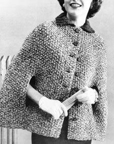 Tons of Free Vintage Knitting Patterns on Glamarama