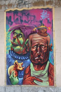 Characters By Beto - Madrid (Spain)