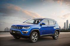 Jeep Compass faz estreia mundial no Brasil partindo de R$ 99.990 - Quatro Rodas